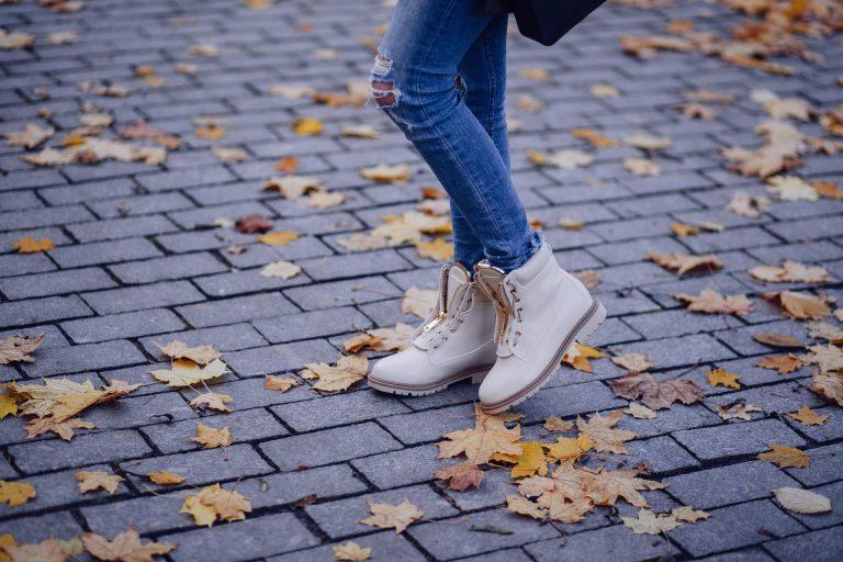 zapato adecuado para el pie