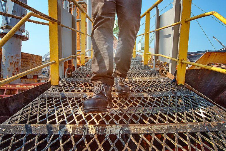 calzado de seguridad laboral