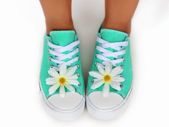 cuidado de los pies en primavera